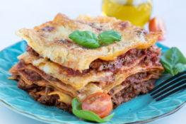 lasagne alle bolognese classic lasagna recept recipe