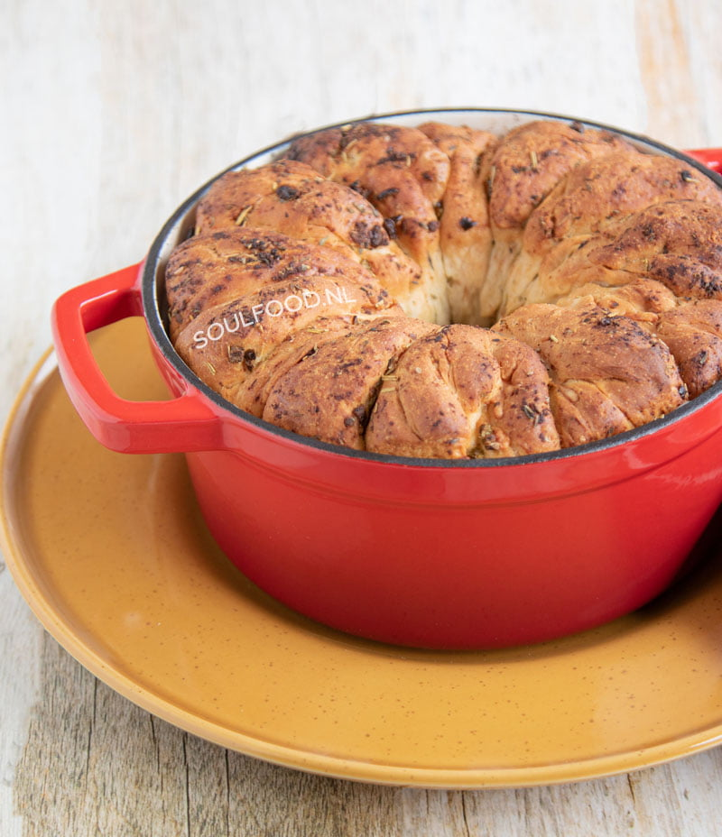 breekbrood moneybread monkey bread recept sola
