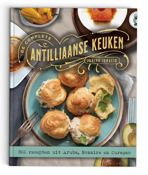 de complete Antilliaanse keuken Jurino Ignacio kookboek