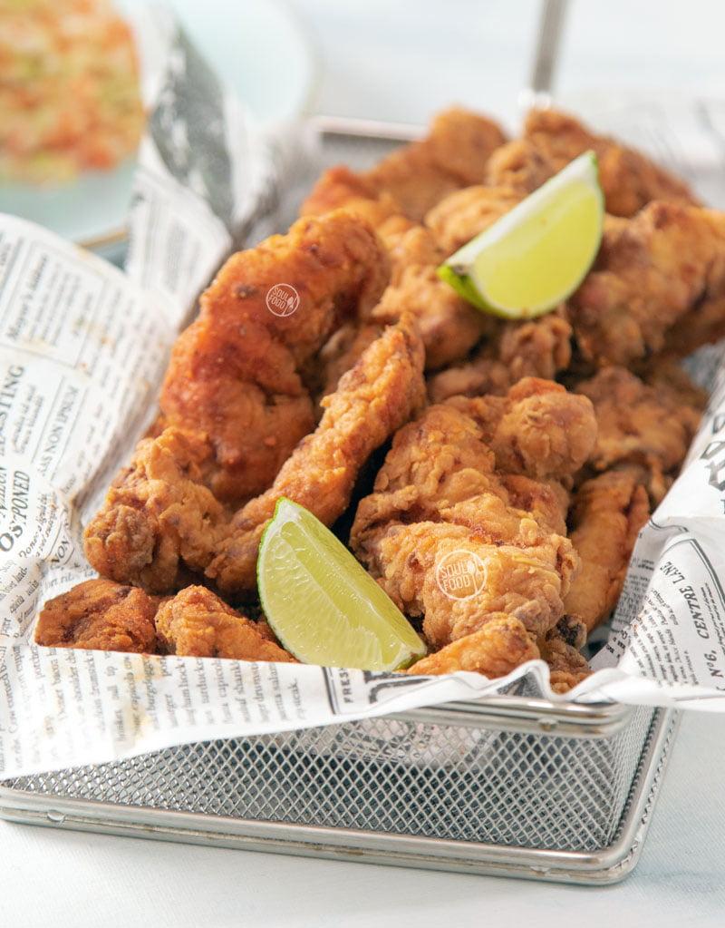 Kentucky Fried Chicken KFC kip recept copycat zelf maken