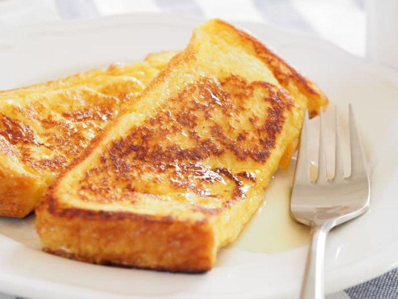 wentelteefjes bakken zelf french toast maken recept
