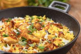 kip biryani biriyani chicken recept recipe soulfood