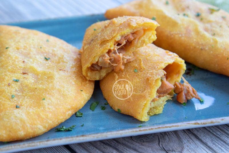 vegan empanadas empana recept antilliaans colombiaans venezolaans