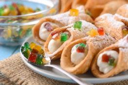 Cannoli Siciliani recept zelf maken Italiaans gebak traditioneel
